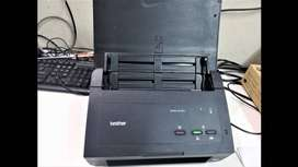 BROTHER ADS-2100 High Speed Scanner,scanning direct to USB stick or PC