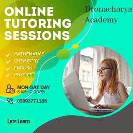 Online Tutoring Classes