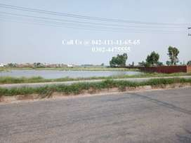 226 kanal Agricultural Land on Main Raiwind Road for Sale