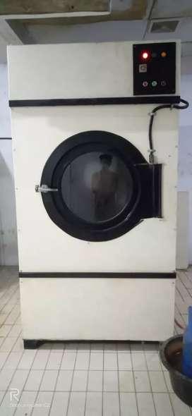 Take over mesin usaha laundry/jual borong