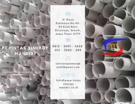Pipa PVC SUPRAMAS Standar C + MOF MURAH READY