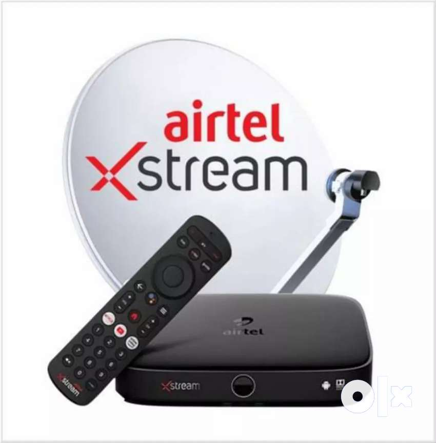 Airtel Dth with nominal price