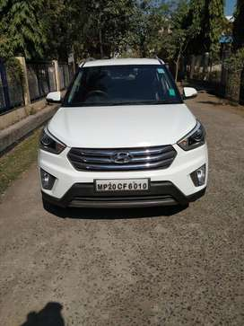 Hyundai Creta 1.6 CRDi SX, 2016, Diesel