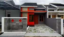 Rumah dengan konsep free desain,kualitas bangunan upgrade