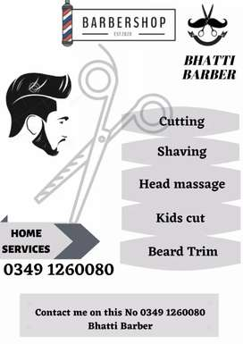 Home Barber Available (Neat&clean)