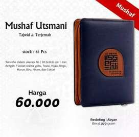 Al-Qur'an utsmani Terjemah dan Tajwid