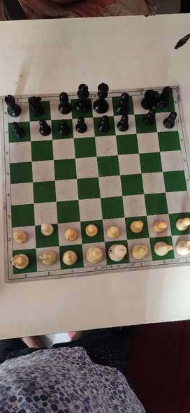 International chess board available