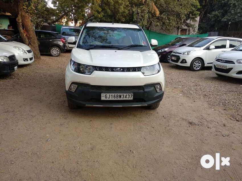 Mahindra Kuv 100 D75 K8, 2016, Diesel 0
