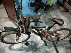 Gear wala cycle