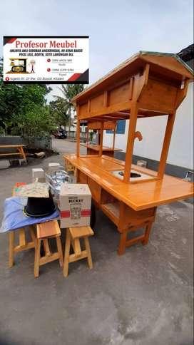 gerobak angkringan free ongkir Bogor Depok 0213
