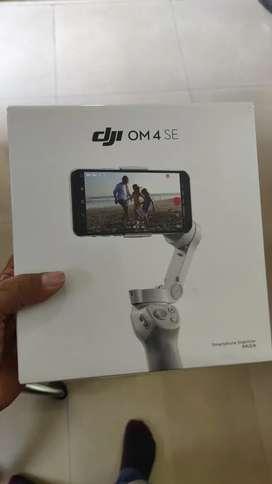 DJI OM 4 SE foldable phone gimbal
