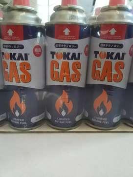Tokai Gas Portable/Kaleng New