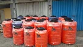 Tangki Air/wadah penampungan air bersih Singa Laut 550 Liter.