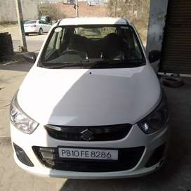 Alto k10 in new condition, first onwer