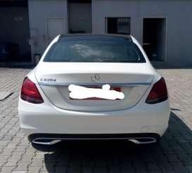 Mercedes-Benz C-Class C220 CDI, 2020, Diesel