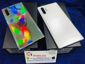 Samsung Note 10+ White & Aura Glow Under Warranty Till Aug-2020.