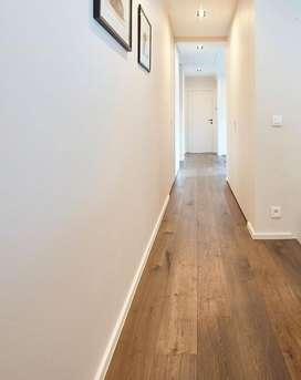 Lantai parket/lantai idaman/lantai mewah