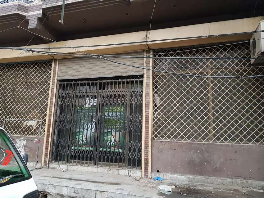 6.5 marla commercial hall for rent 0