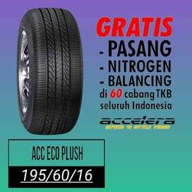 pusat jual ban mobil murah - ACCELERA ECO PLUSH 195 60 R16