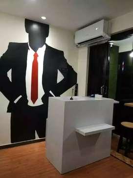 Lowongan kasir Barbershop The Boss khusus Wanita