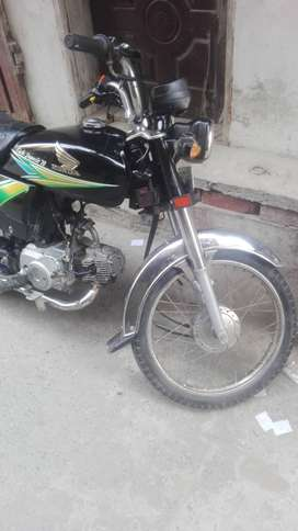 Honda cd70 total genuine