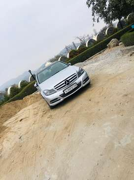 Mercedes-Benz C-Class 2013 Diesel Good Condition