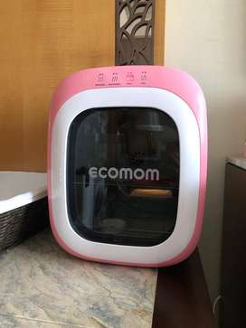 Ecomom UV Sterlizer with Anion Warna Pink