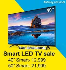 Smart led tv in derabassi | cash on delivery | wholesale prices