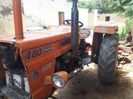Tractor fiat 480 for sale