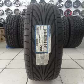 Ban TOYO TIRES 245/45 R18 PROXES T1R, bisa buat : BMW mercy Inova