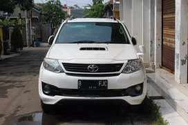 Toyota Fortuner G TRD 2014 Putih