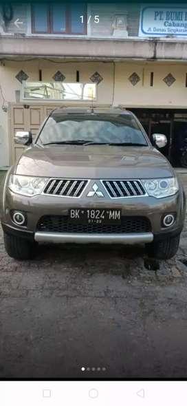 Mitsubishi pajero sport exceed 2011/2012