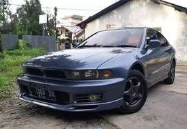 MITSUBISHI GALANT V6 HIU Mobil Sport Legendaris Speed Lover Kolektor