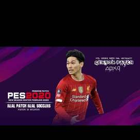 PES 2020 PS3 patch gembox winter season