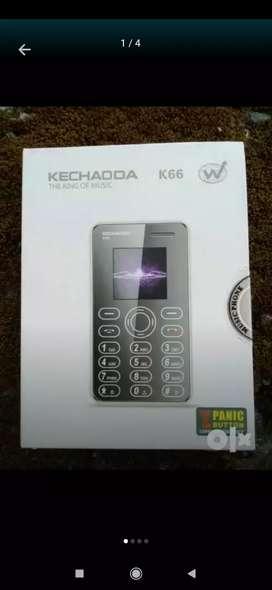 Kechoda k 66 very  small phone like atm