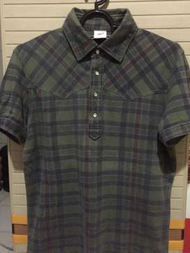 Uniqlo x Michael Bastian polo shirt S