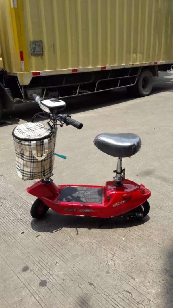 Sepeda listrik mini 0