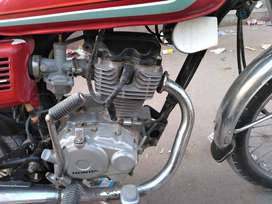 Honda Cg 125 point daira gazi khan number