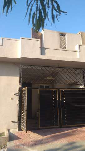 2 Bedroom residential House in Ghouri town Islamabad Brand New Pic Org
