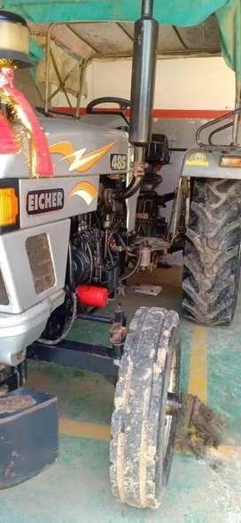Eicher485 tracter