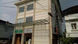 Ernakulam kacherippadi 10000sqft commercial building