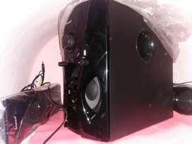 Home theater laser company 6.5 subupper all are original
