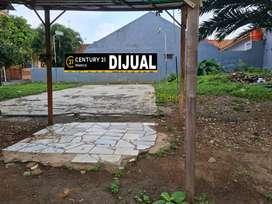 Di jual Tanah  kavling hook di Pondok Kelapa Jakarta timur.
