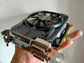 GPU VGA Gigabyte R7 360 2GB rev 3.0 GDDR5 Overclock Edition