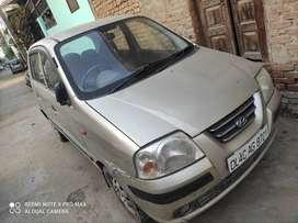 Hyundai Santro Xing 2007 LPG Good Condition