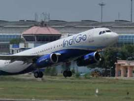 New vacancies for ground staff in indigo airlines