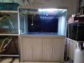 Aquarium dan filter canister 6 inci komplit