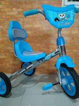 Sepeda roda 3 Exotic 99% bagus