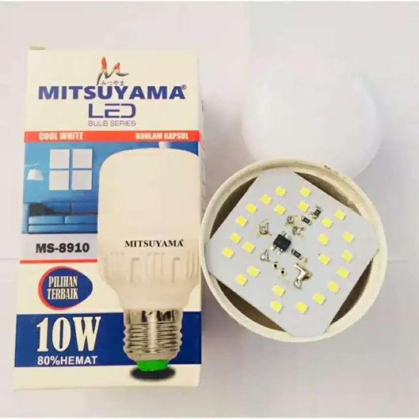 lampu led mitsuyama 10watt 0