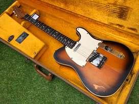 Fender Telecaster Avri Reissue 62 Custom Sunburst